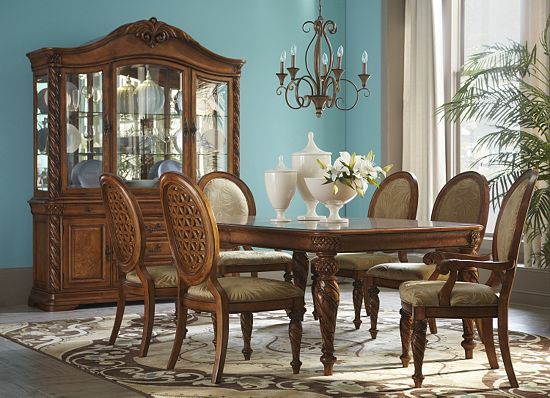 Grand Cayman Dining Rooms Havertys Furniture Banana