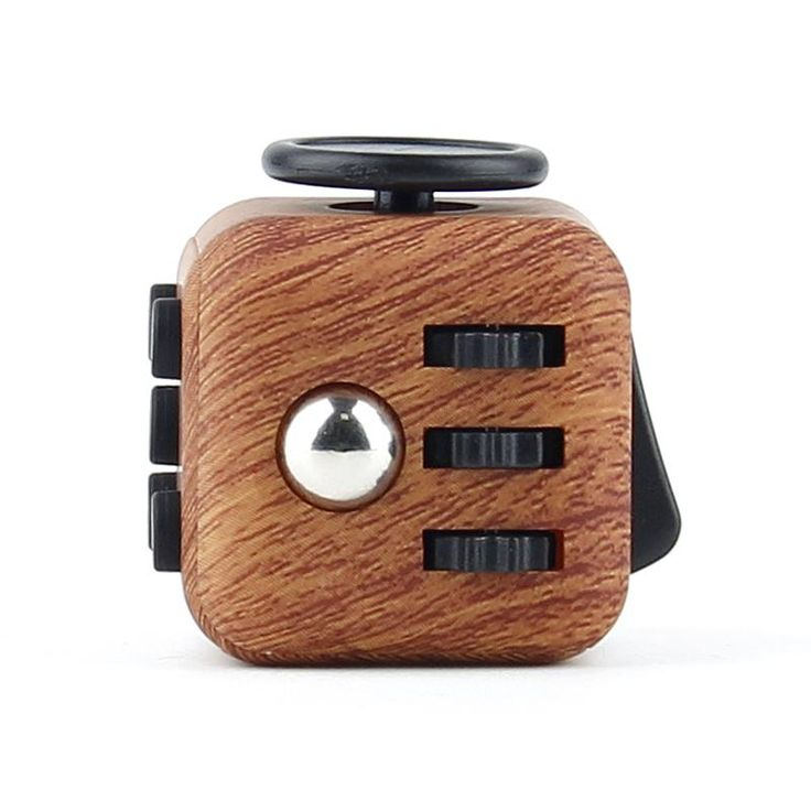 Just #launched! Behold, the #Fidget #Cube! http://developsuperpowers.com/products/fidget-cube