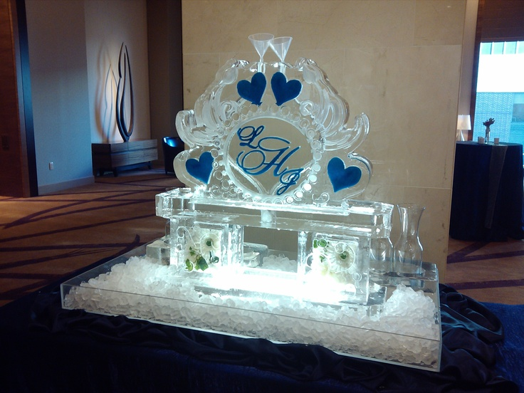 Images about wedding ice sculptures and ideas on