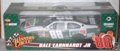 Dale Earnhardt Jr #88 Mountain Dew Retro Old School New School Darlington Winners Circle 1/24 Scale Diecast With Hard Acrylic Display Case by Winners Circle. $29.99. Dale Earnhardt Jr #88 Mountain Dew Retro Old School New School Darlington Winners Circle 1/24 Scale Diecast With Hard Acrylic Display Case. Acrylic Display case retails for over $20 if purchased separately. Hood and Trunk DO NOT open. Comes in neat clear hard acrylic display case to allow for immediate viewing and ...