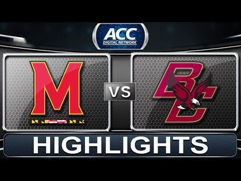 Maryland vs Boston College | 2013 ACC Basketball Highlights - YouTube. Not sure if either of these teams make the tournament, but Maryland's Dez Wells and his resiliency could impact his team's overall play, and potential to make it as a low seed this year.