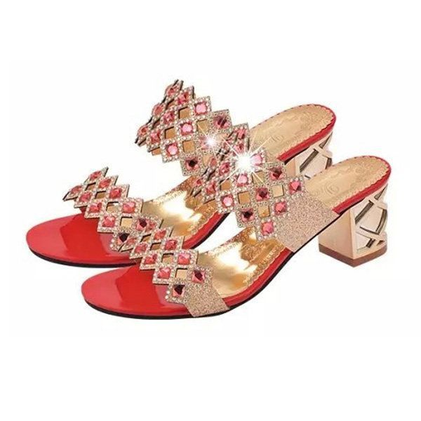 dc8c4ea9fa5 Summer Women Beach Sandals Chic Rhinestone Sandals Platform Sandals -  Banggood Mobile  beachsandals
