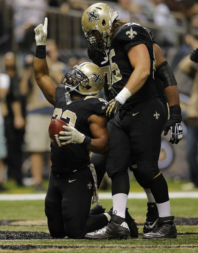 Mark Ingram TD: Saints vs Cowboys 2013