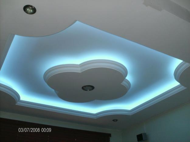 drywall y cornisas : estilos de drywall