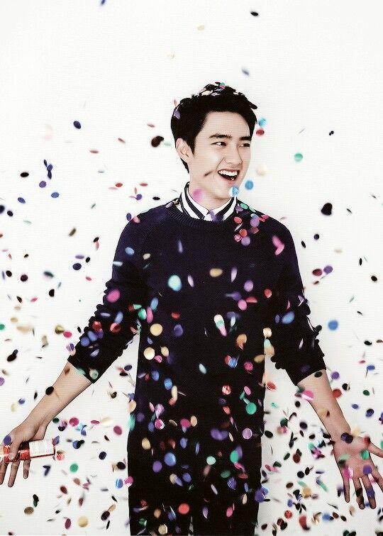 EXO 엑소 || Season Greeting 2015 || Do Kyung-Soo 도경수