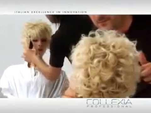 Красивая укладка коротких волос — Яндекс.Видео