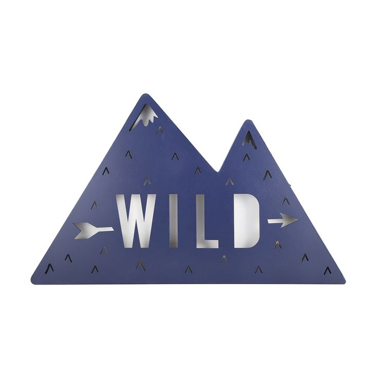 LED Wall Decor - Wild | Kmart