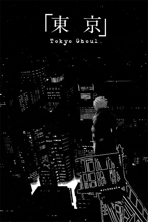 tokyo ghoul | via Tumblr