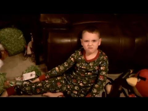 Giving Kids Bad Christmas Presents PRANK   Funny Kid Fails   By FailClip