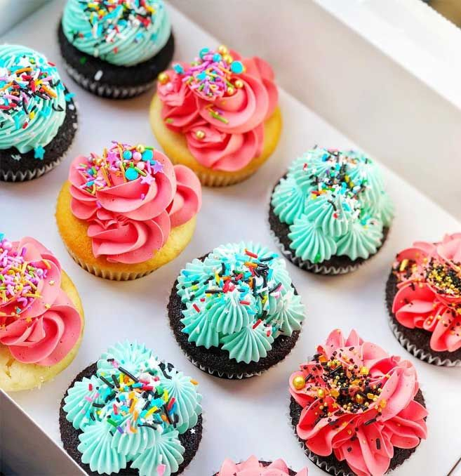 59 Pretty Cupcake Ideas For Wedding And Any Occasion Con Imagenes