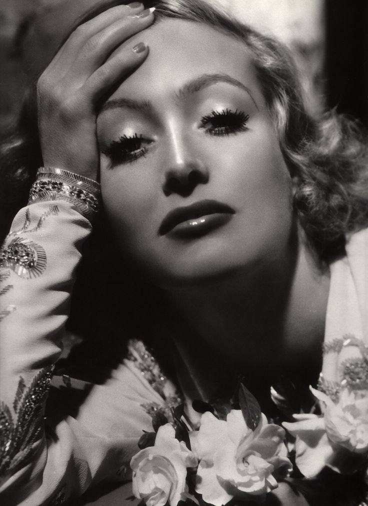 Joan Crawford - March 23, 1904 - May 10, 1977 born - Lucille Fay LaSueur