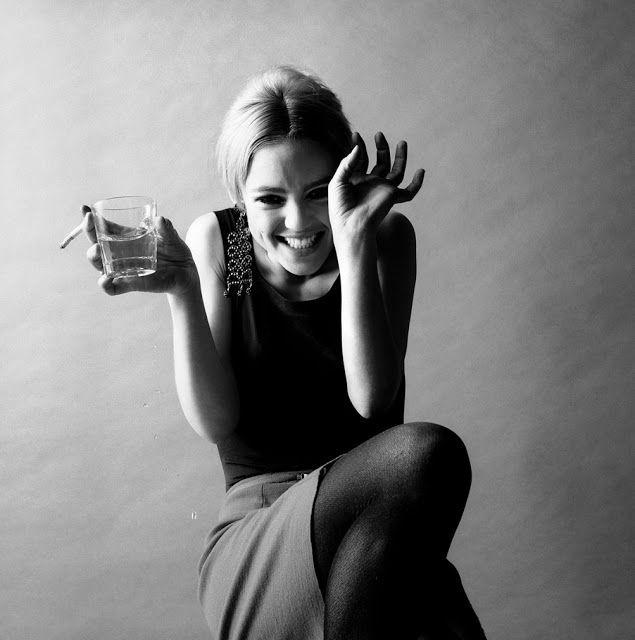 16 Extraordinary Portraits of Celebrities From the 1960s Taken by Jerry Schatzberg ~ vintage everyday