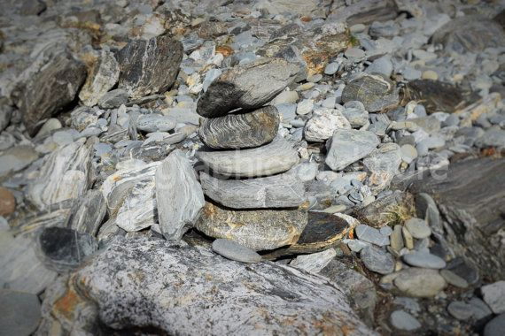 Digital Download Photography Rock Stack by photographicsandmore
