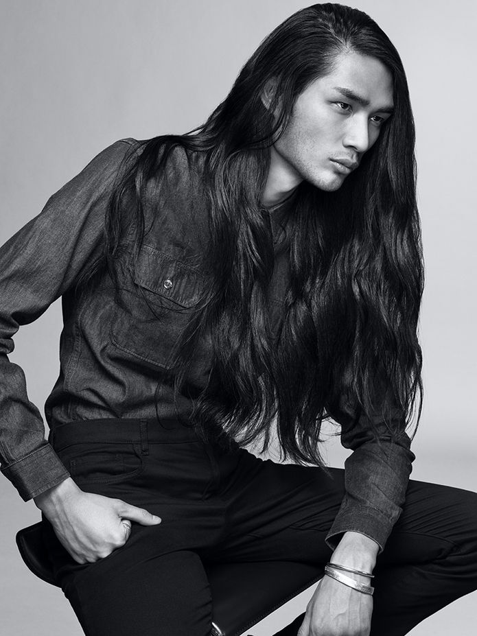 The True Story of Being a Male Hair Model: Redken Faces Naleye Junior and Alexander Dominguez Tell All(Male Beauty Editorial)