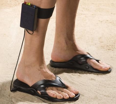 Metal Detecting Sandals // 10 Weird Gadgets That Never Took Off