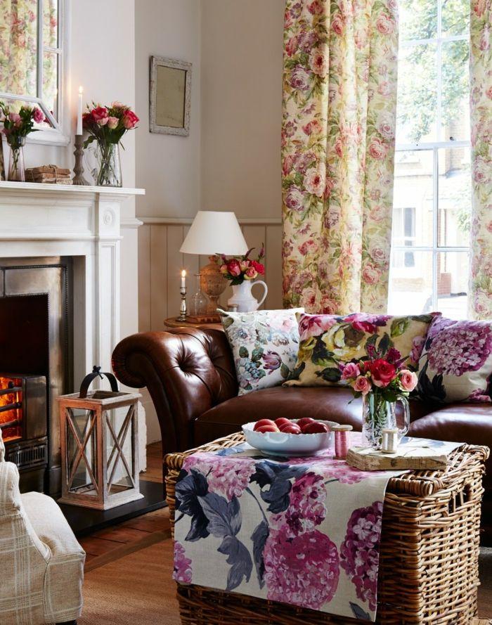 Wohnzimmer gemütlich kamin  Best 20+ Wohnzimmer landhausstil ideas on Pinterest | Landhaus ...