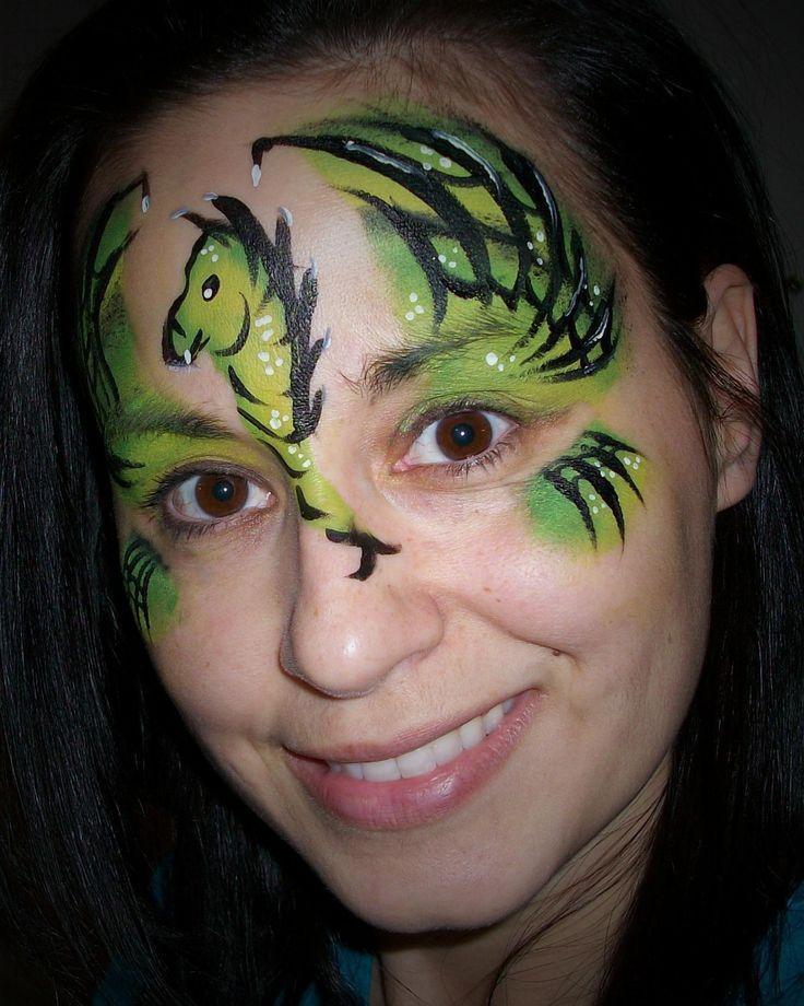Les 143 Meilleures Images Propos De Maquillage Enfant Sur Pinterest Designs De Peinture De