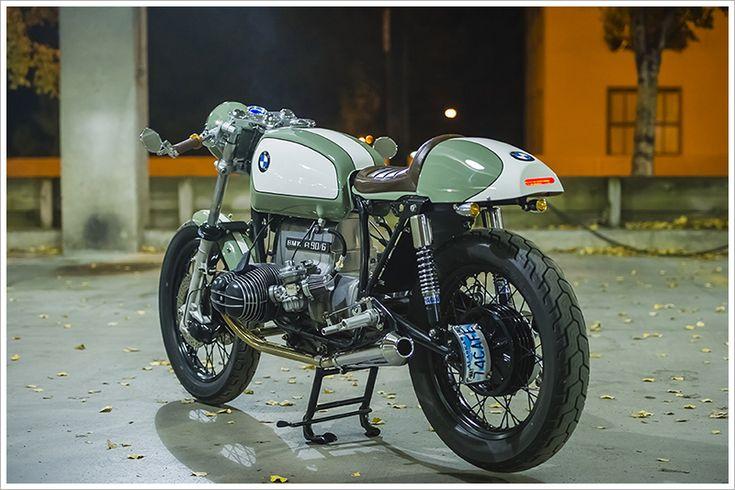 1974 BMWR90/6 - Pipeburn - Purveyors of Classic Motorcycles, Cafe Racers & Custom motorbikes