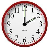 Zet de digitale klokken bij de analoge klokken