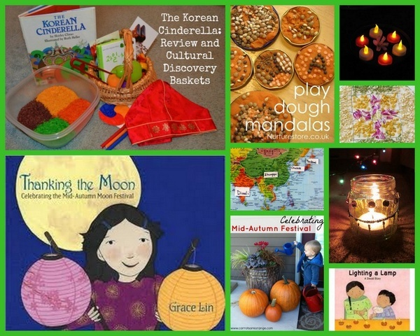 Diwali, Chinese Moon Festival, Chusok (Korean Thanksgiving) and more - Fall holidays from around the world #kbn kid-blogger-network-activities-crafts