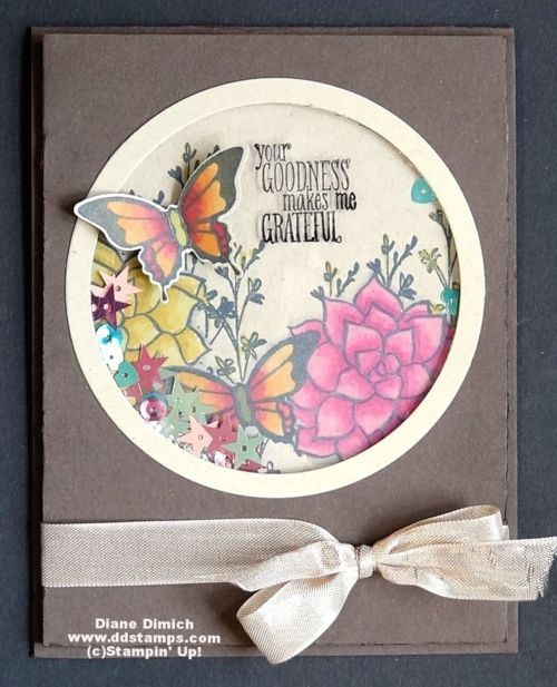 Stampin' Up! Nature's Perfection