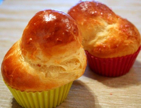 Brioches entrainement CAP pâtisserie