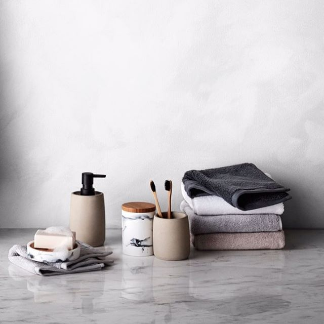 """818 Likes, 5 Comments - freedom australia (@freedom_australia) on Instagram: """"Now trending… bathroom luxe. Why should the other rooms have all the fun? Shop new ranges in store…"""""""