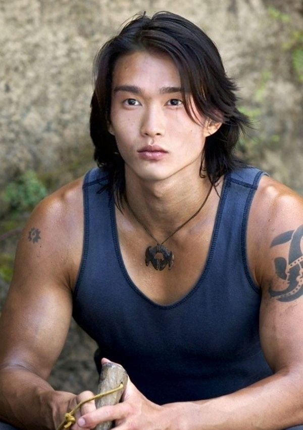 Rin Dr In 2020 Asian Men Long Hair Asian Men Hairstyle Handsome Asian Men