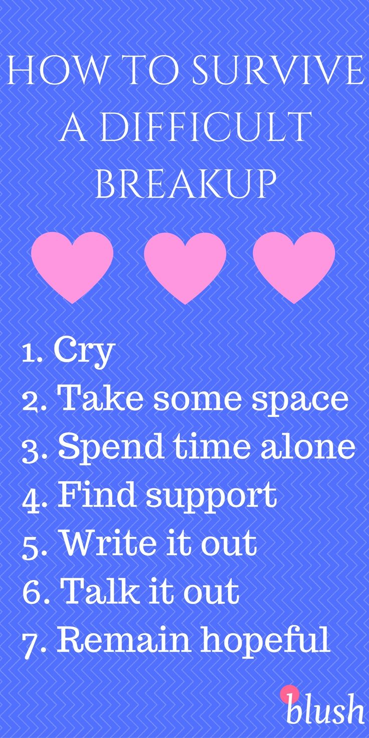 dating advice break up Relationship advice for those dealing with a breakup.