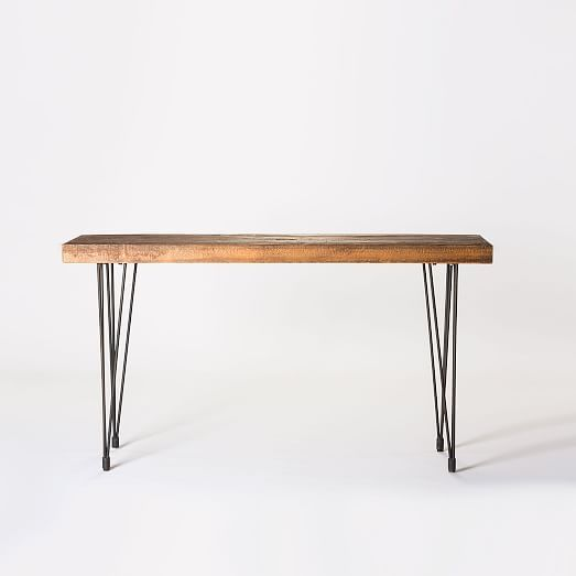 Pin Leg Console | west elm