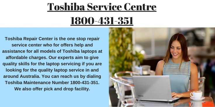 IS your Toshiba Device is working very slow and create some problems to you. Now dial Toshiba Repairs Helpline Number 1800-461-351 and get your issue resolved by our team.  https://issuu.com/supporttosibaau/docs/speeding_up_the_performance
