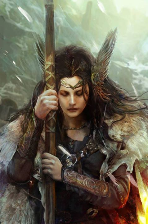 The Valkyries are virgin warriors who decides who will die in battle. They hover over the battlefield, and those who die would be brought to...