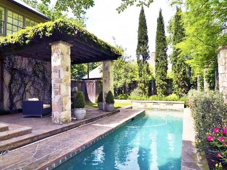Lovely Little Pool And Patio! (3700 McFarlin Boulevard, Highland Park,  Dallas,
