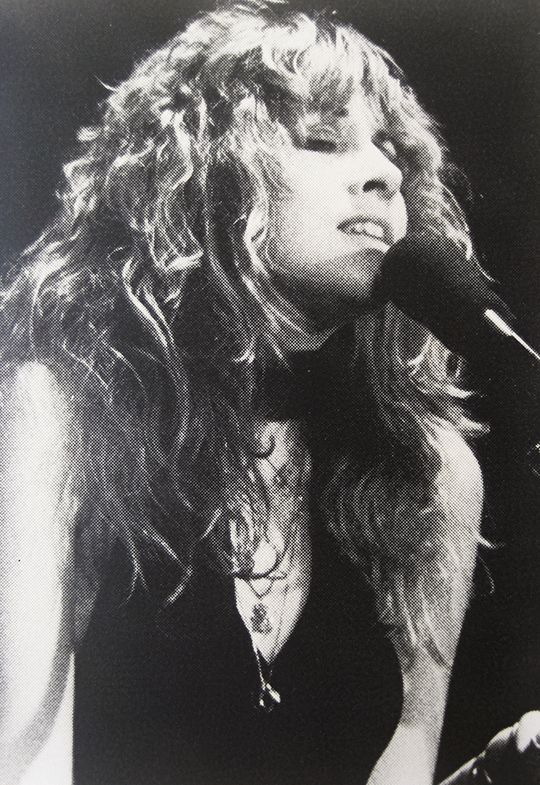 """She was like a feminine version of Mick Jagger."" - Sheryl Crow"