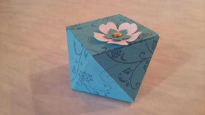 Stempelfenster: Diamantbox