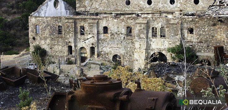 Miniere di Montevecchio #arbus #sardegna