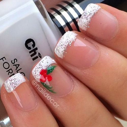 best christmas nails for 2017 64 trending christmas nail designs best nail art