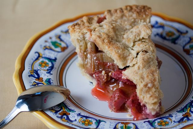 Vegan Strawberry Rhubarb Pie by Veganbaking.net, via Flickr: Strawberries Rhubarb, Vegans Recipe, Pies Crusts, Pies Recipe, Vegans Strawberries, Vegans Baking, Vegans Desserts, Rhubarb Pies, Vegans Pies