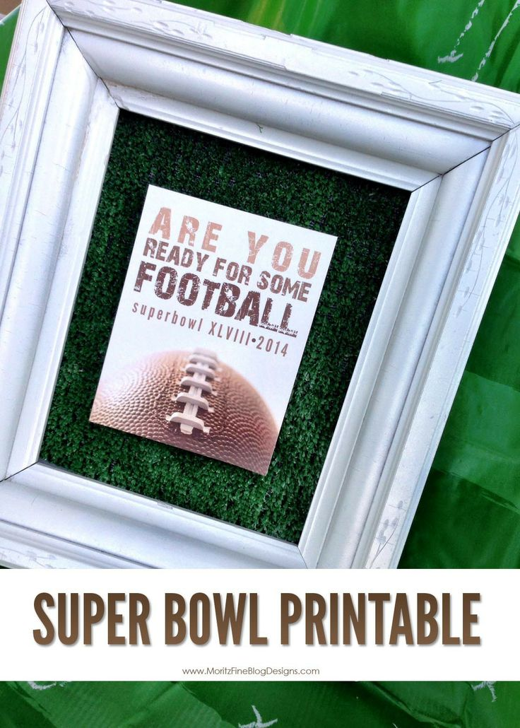 175 best football party images on Pinterest | Party, Beverage and ...