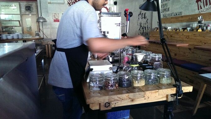 Anomali Coffee - Seminyak, Bali