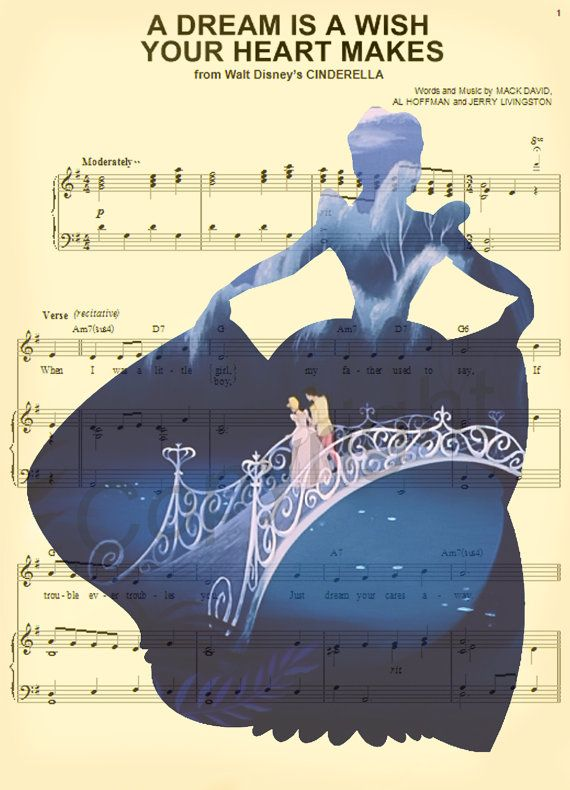 2675 best Cinderella images on Pinterest   Cartoon ... A Dream Is A Wish Your Heart Makes Hd