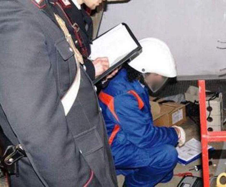 Quindici (Avellino) I Carabinieri denunciano due persone per furto di energia elettrica