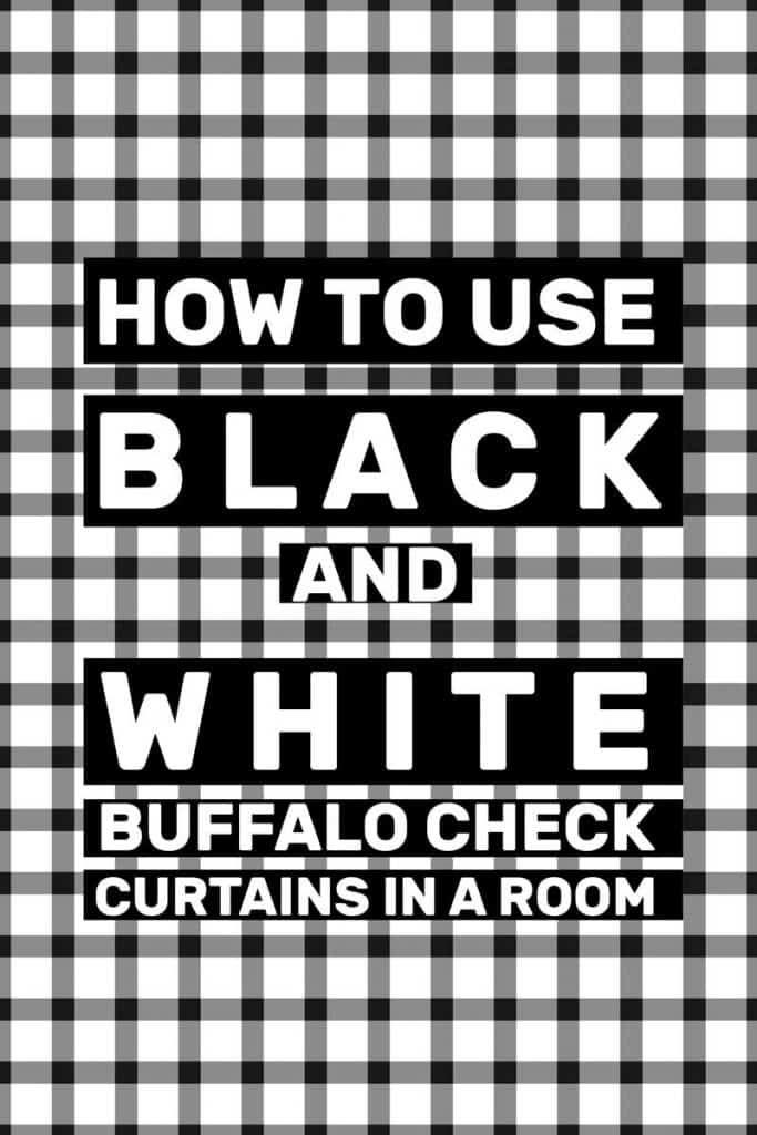 7 Buffalo Plaid Patterns You Will Love Buffalo Check Curtains Check Curtains Buffalo Plaid Curtains