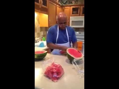 The best way to cut a watermelon--GENIUS! - Lunchbox Love Blog