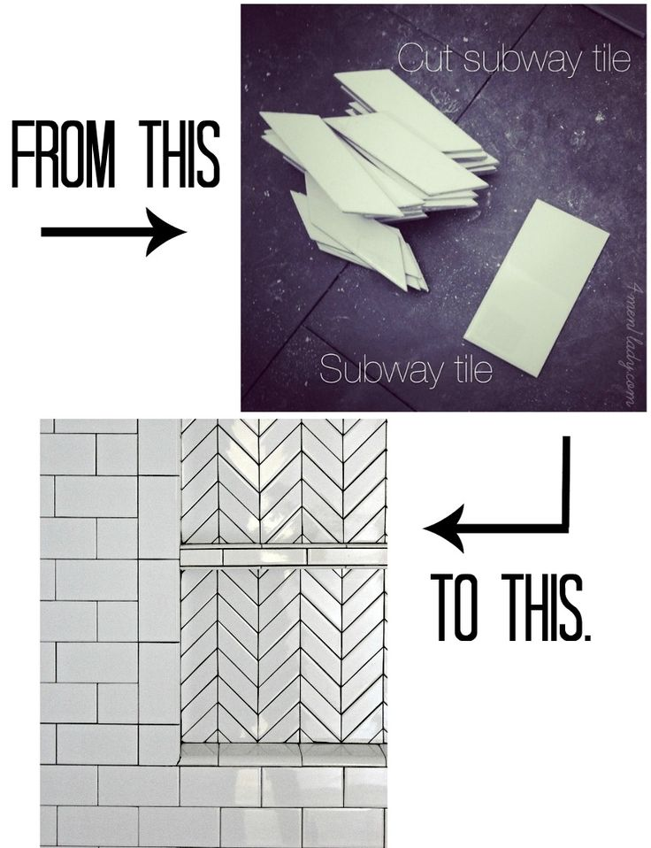 how to cut tile on an angle