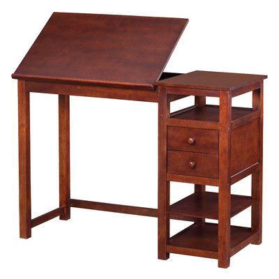 FREE SHIPPING! Shop Wayfair for Dorel Living Drafting & Craft Writing Desk - Great Deals on all Educational products with the best selection to choose from!