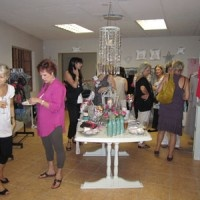 RuthAnne fashion - fab new pop-up shop at Talking Flowers in Kloof