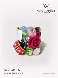 Little Garden Wonder Ring at S$60.00  >> http://bit.ly/xaQkip