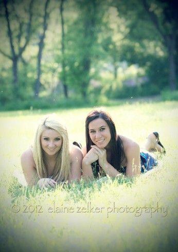 Senior pic with your best friends(: @Courtney Baker Baker Baker Walker @Kristen Davis