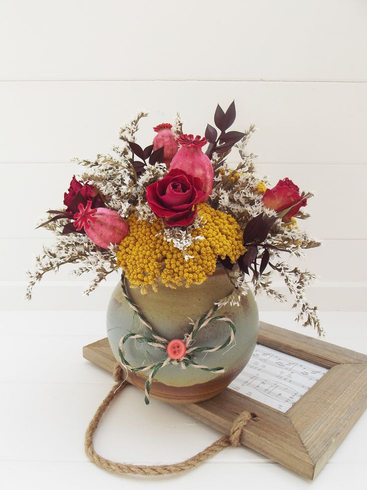 42 best dried and silk flowers arrangements and baskets images on burghley flowers mightylinksfo Choice Image